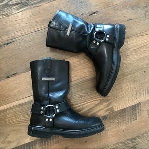 Harley Davidson Riding Boots Men 8